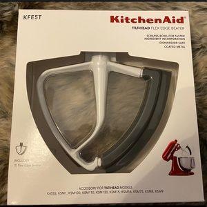 KitchenAid Tilt-Head Flex Edge Beater, new-in box